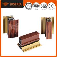 Proveedor de extrusión de aluminio de ranura v de china