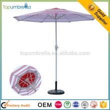 parasol colgante protegido de alta calidad promocional del patio