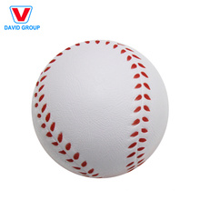 Colorful Adult Relax Soft PU Foam Round Stress Ball Golf Stress Ball