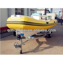 fabricantes de barco inflável de casco rígido