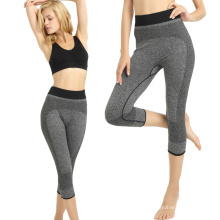 Pantalones de yoga OEM mujeres sexy personalizada etiqueta privada señoras polainas para mujeres
