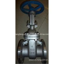 Фланцевый запорный клапан из нержавеющей стали 150 фунтов