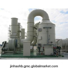 Electroplating /industry waste gas purification
