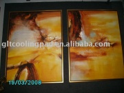 Modern & Abstract Oil Painting