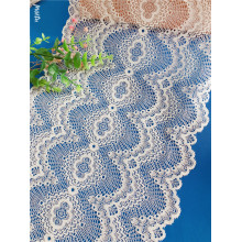 24cm High Quality White Bridal Lace for Dress
