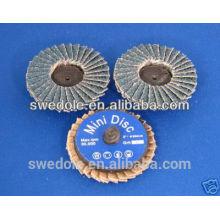disco de aleta de óxido de aluminio
