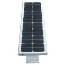 Luz de ruta de acceso de carretera LED solar integrada 40W