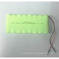 Batterie rechargeable Ni-MH 9.6V AA1500mAh