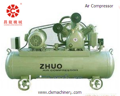 Stretch Film Making Machine Air Compressor