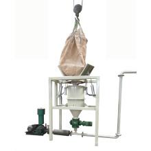 Ton Tasche Pulver Entladung Maschine