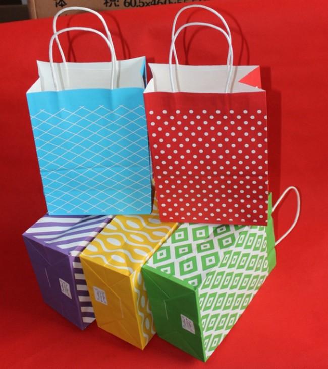 Stock Paper Bag