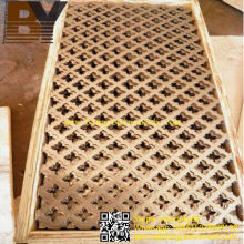 PVC Coated Aluminum Perforated Metal Sheet