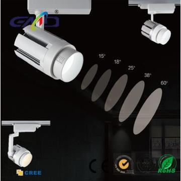 Lumière de voie LED réglable 30W