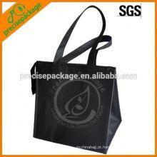 saco térmico não tecido dobrável isolado do saco da função