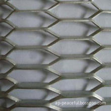 Aluminum Expanded Mesh, Steel Metal, Paint or Galvanized