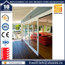 7790 Double Glazed Aluminium Lifting Sliding Door