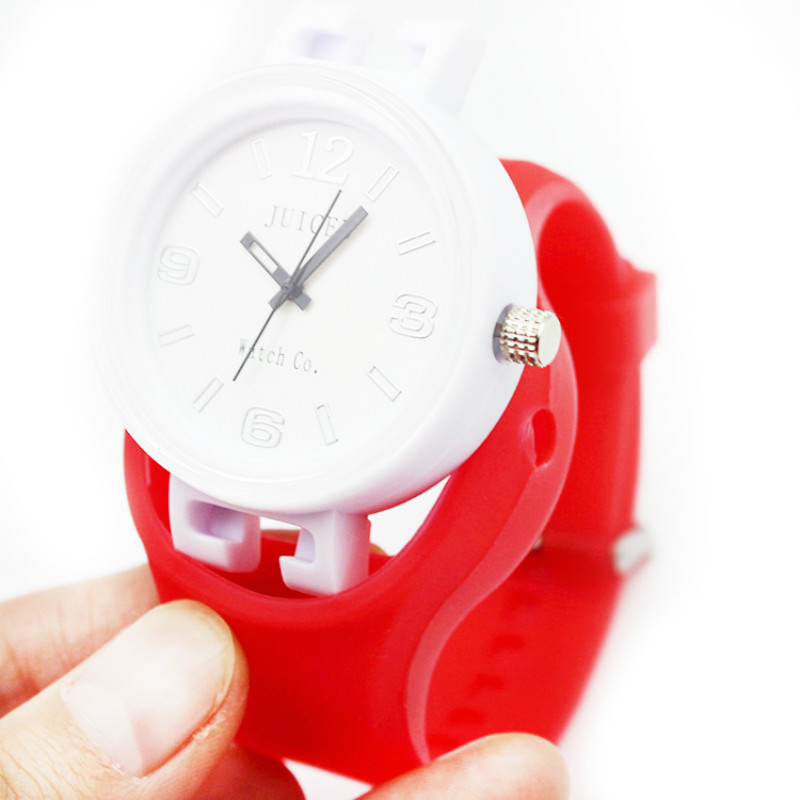 Kids Silicone Wrist Watches