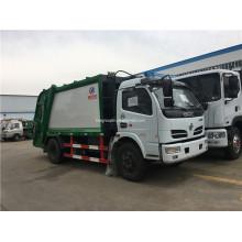5 xe tải rác thu gom rác
