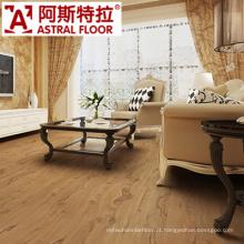 Instalação fácil AC2, AC3, AC4 Laminate Wooden Flooring