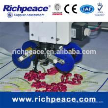 Máquina de bordar de espiral / bordar la máquina del bordado / las máquinas de bordado del cordón / las máquinas del bordado de richpeace
