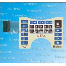 Interruptor de membrana para dispositivo eléctrico