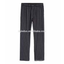 Stripes design wholesale cotton pajamas custom for men lounge wear