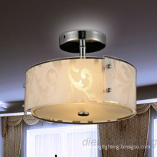 Popular and modern glass pendant light,pendant lamp,frosted pattern