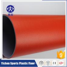 El suelo del vinilo del precio bajo de YICHEN utilizó lazos interiores del piso de la estera del suelo del tenis de mesa de Tailandia