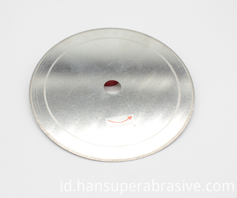 Diamond Lapidary Rock Slab Saw Blade