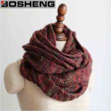 Mix Color Warm Winter à la mode Femmes Neck Wrap Infinity Echarpes