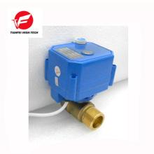 Vanne électrique CR01 ss304 laiton CWX-25S 5v