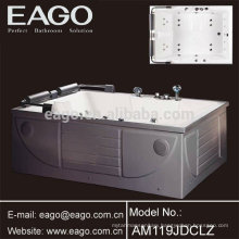 EAGO Acrylic WHIRLPOOL Massage Bathtub AM119JDCLZ