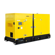 160kw Volvo Low Noise Diesel Engine Electric Generator with Stamford