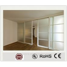 невероятная внутренняя дверь с алюминиевой решеткой / лучший дизайн алюминиевой раздвижной двери