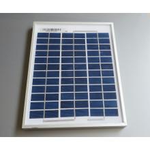 5W 18V painel solar policristalino usado para 12V Home System