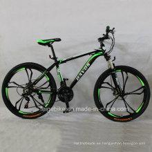 Bicicleta de montaña caliente de la aleación de aluminio de la venta MTB (FP-MTB-A078)