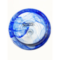 Hookah Shisha de vidro do mar azul com um conjunto de acessórios de cachimbo de água (ES-HS-003)