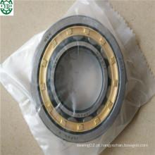 Rolamento de rolo cilíndrico nu Nu207em NSK Japão da gaiola de bronze