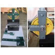 Двунаправленный регулятор скорости лифта с машинным приводом