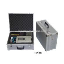 tragbares Instrument Aluminiumgehäuse mit benutzerdefinierten Schaum aus China Foshan einfügen