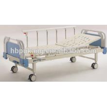 Cama de hospital semi-fowler móvil B-21-1