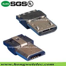 5pin Male Solder Typ Micro USB Stecker