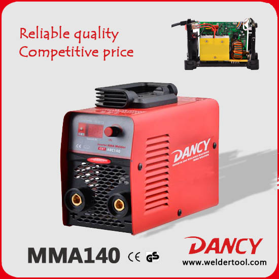 zx7-140 MMA DC inverter welder machine
