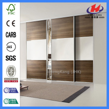 *JHK-White  Internal Doors Internal Glass Double Doors French Sliding Glass Doors