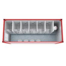 Kits de maison de conteneur de maison préfabriquée de vente chaude