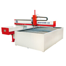CNC metal sheet water jet cutting machine
