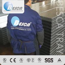 Bandeja de cabo perfurada aço galvanizada do furo com preço de fábrica do OEM