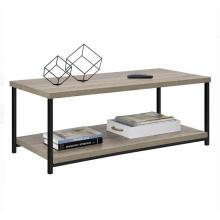 Wohnzimmer-Mitteltisch aus Stahl gestaltet Deko-Ideen