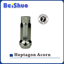 High Quality Heptagon Acorn Nut for Auto