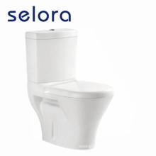 Two piece toilet and advantage two piece toilet